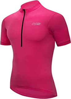 Best pink cycling jersey Reviews