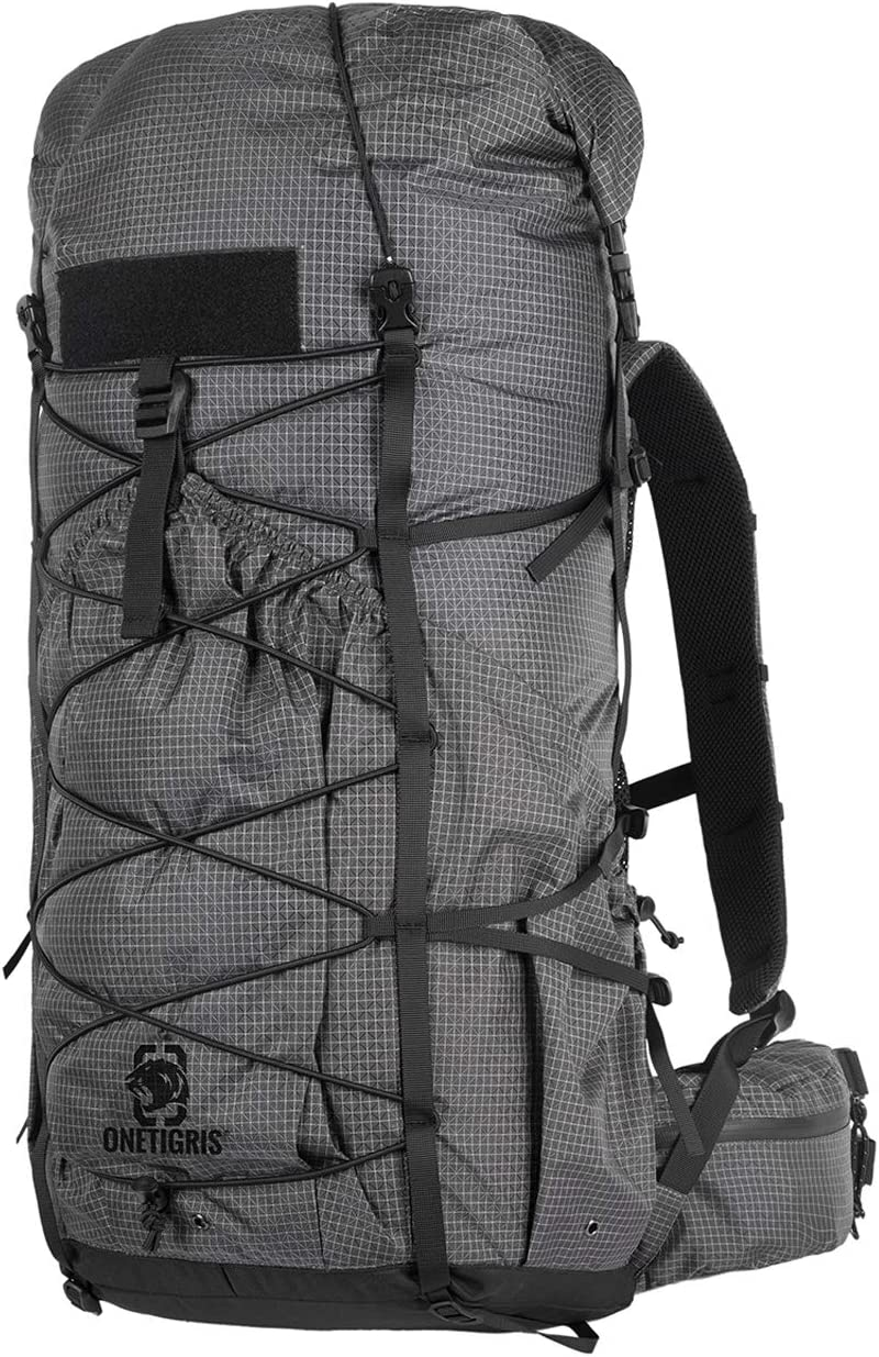 OneTigris LITE Roamer 40L Internal Frame Hiking Backpacks for Camping Hiking : Sports & Outdoors