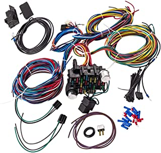 Wiring Harness Kit 21 Circuit Long Wires Standard Color...