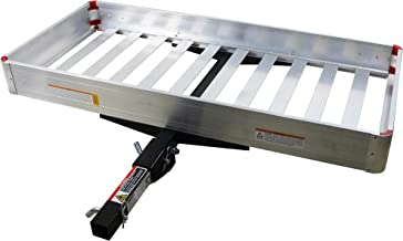 MaxxHaul 50149 Premium Folding Aluminum Cargo Carrier-50 x 22