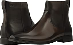 Belfast Plain Toe Size Zip Boot