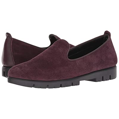 The FLEXX Smokinhot Plush (Bordo Suede/Cashmere) Women