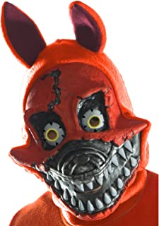 Best nightmare foxy mask Reviews