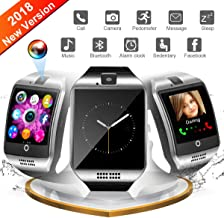 Bluetooth Smart Watch, Smartwatch Touch Screen Sport Wrist Watch