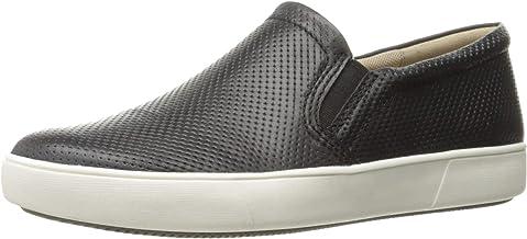 Women's Wide Width Slip on Sneakers