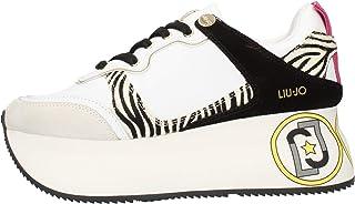 Liu Jo Sneakers Donna Mod. BA1085 PX163 01111 White