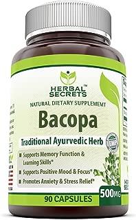 Best bacopa memory capsule Reviews