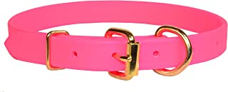 Perri's DC850 Beta Dog Collar, X-Large, Hot Pink