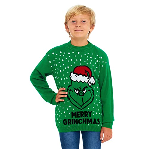 Grinch Christmas Sweater.Grinch Christmas Sweater Amazon Co Uk