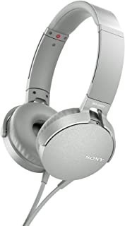 SONY mdr-xb550ap extrabass 耳机