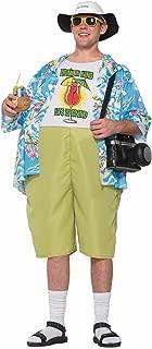 fat tourist costume