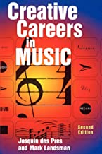 CREATIVE CAREERS IN MUSIC REV/
