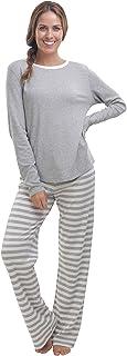 jijamas Incredibly Soft Pima Cotton Women's Pajama Set The Soul Mate
