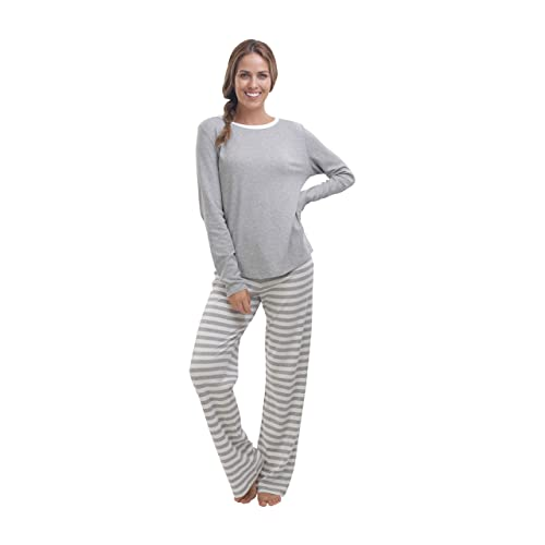 jijamas Incredibly Soft Pima Cotton Women s Pajama Set The Soul Mate f81f914b6