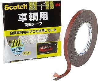 プロランキング3Mスコッチ車用両面テープ10mmx 10m PCA-10購入
