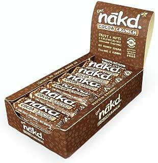 cocoa crunch nakd bar