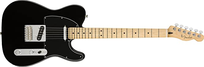 Fender Player Telecaster Electric Guitar - Maple Fingerboard - Black