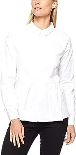 French Connection Women's PEPLIM Button Through Shirt