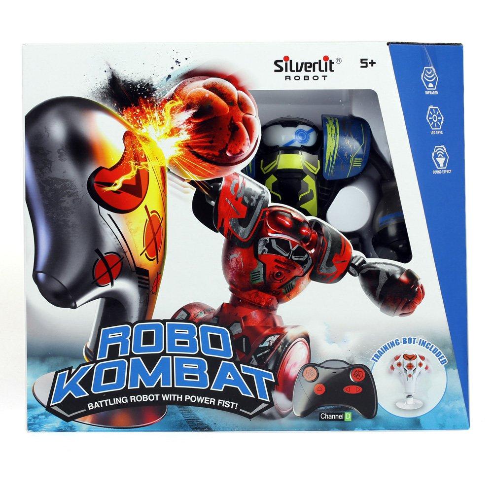 Amazon.es: Rocco Juguetes – Robo Kombat – Single Pack, 88053