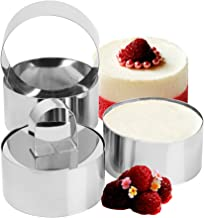 Best small cake rounds Reviews