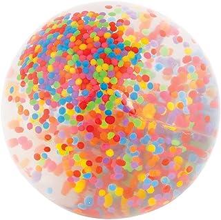 Tobar Colour Storm Bouncy Ball, Multi-Colour, 12468