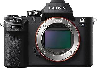 Sony ILCE-7SM2 12.2MP Camera Body (Black)