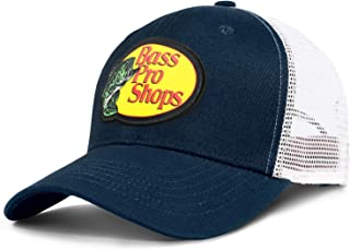 Naicissism Mens Fishing Trucker Hat Mesh Cap - One Size Fits All Snapback Closure - Great for Hunting & Fishing