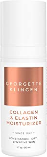 Collagen & Elastin Facial Moisturizer Cream - Daily Anti Aging Wrinkle Face Lotion For Women & Men With Hyaluronic Acid & ...