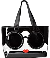 Alice + Olivia - Becca Medium Stacey Face PVC Tote
