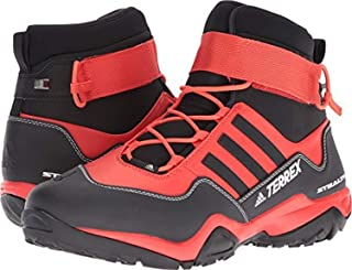 adidas outdoor Terrex Hydro_Lace Mens Water Shoes, (Hi-Res Red, Black, Chalk White), Size 13