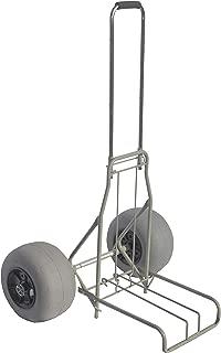 Sherpa Folding Beach Cart with Balloon Wheels for Sand