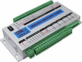 ECO LLC 400KHz 3 Axis Mach3 USB Driver Motion Control Card CNC Interface Breakout Board