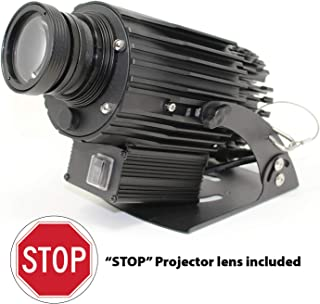 Virtual LED Sign Projector: Stop