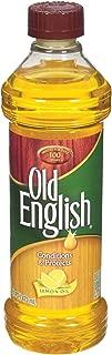 Best old english lemon oil uses Reviews