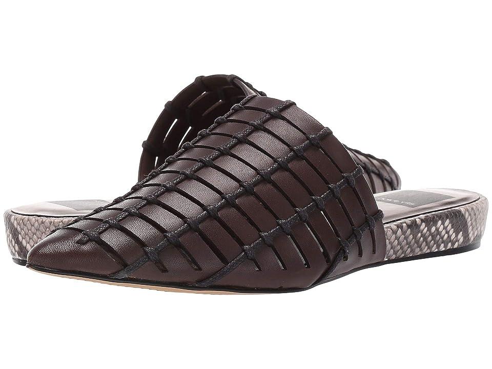 Dolce Vita Elina (Dark Brown Leather) Women
