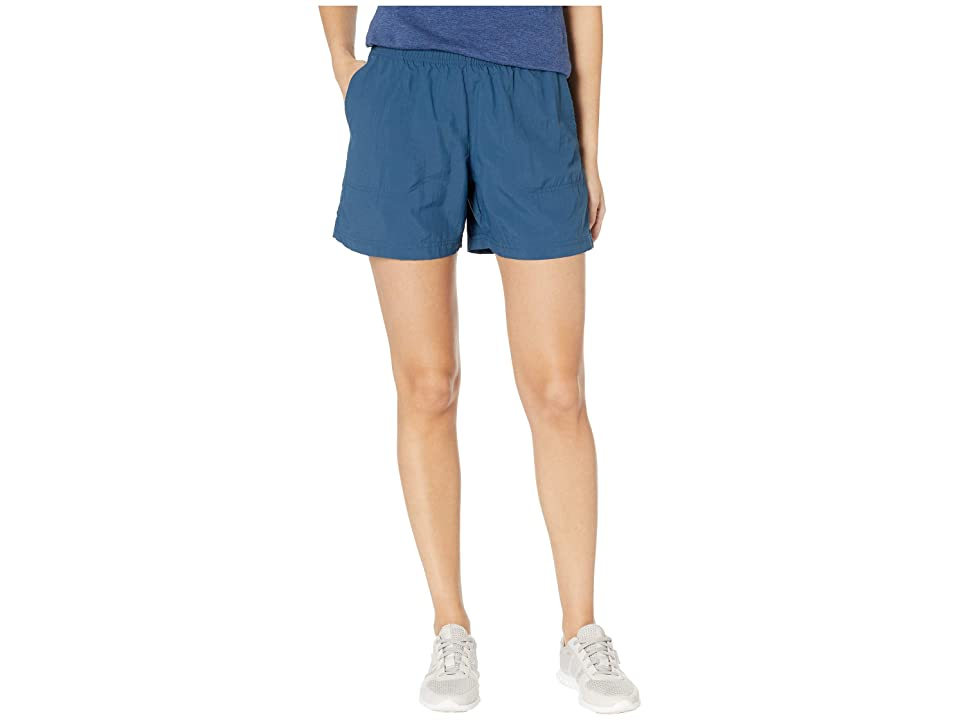Columbia Sandy Rivertm Short (Petrol Blue) Women