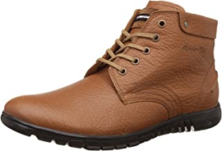Red Chief Men's RC1365A Leather Boots