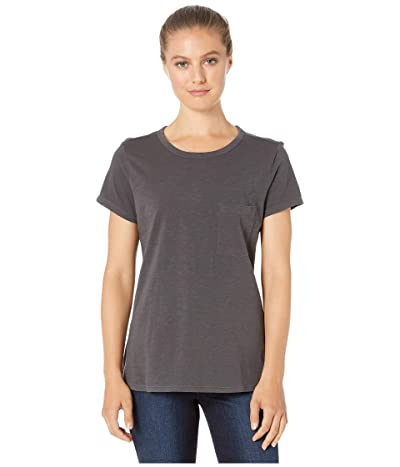 Toad&Co Primo Short Sleeve Crew (Soot) Women