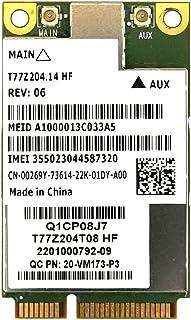 Dell Wireless 5630 EVDO-HSPA Mobile Broadband Mini-Card Gobi 3000 3G WWAN ワイヤレスWANモジュールカード