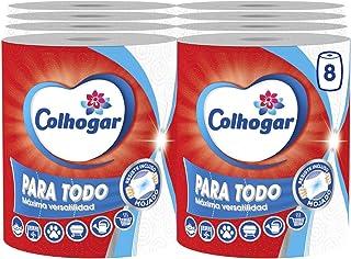Colhogar Papel Cocina Paratodo - 8 Rollos