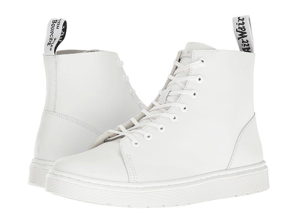Dr. Martens Talib (White Venice) Boots