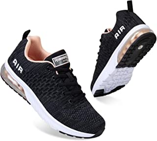 Homme Femme Chaussures de Sport Running Baskets Outdoor Sneakers Air Chaussures d' Course Fitness Gym,Respirante,Mode 36-4...