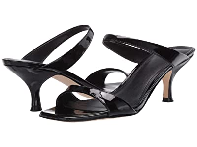 Marc Fisher LTD Genia (Black Patent) Women