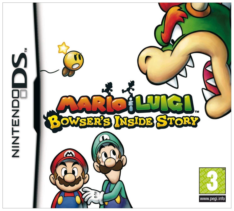 Branded goods Mario Luigi: Bowser's High quality Inside Story DS Nintendo