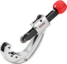 Ridgid 31657 1-1/2-Inch to 4 Inch Quick Acting Plastic/ Copper Tubing Cutter