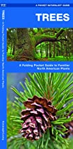 Trees: A Folding Pocket Guide to Familiar North American Plants (Wildlife and Nature Identification)