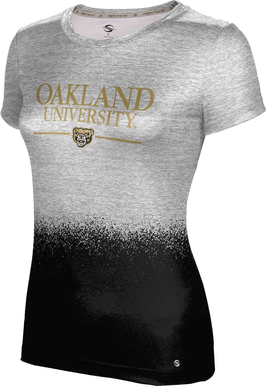 ProSphere Oakland University Girls' Performance T-Shirt (Spray Over)