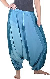 Orientali Harem Pantaloni pluderhose Pump Pantaloni arte e magia