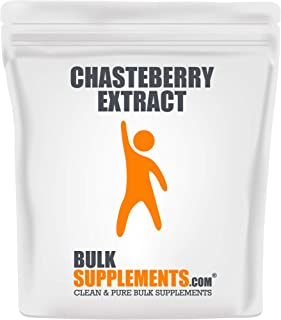 Bulksupplements Chasteberry (Chaste Tree Berry) Extract Powder (100 Grams)