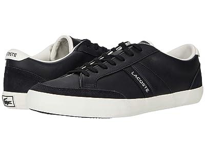 Lacoste Coupole 0120 1 (Black/Off-White) Men